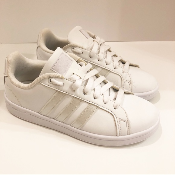 Adidas | NEO Cloudfoam Advantage Stripe Sneakers